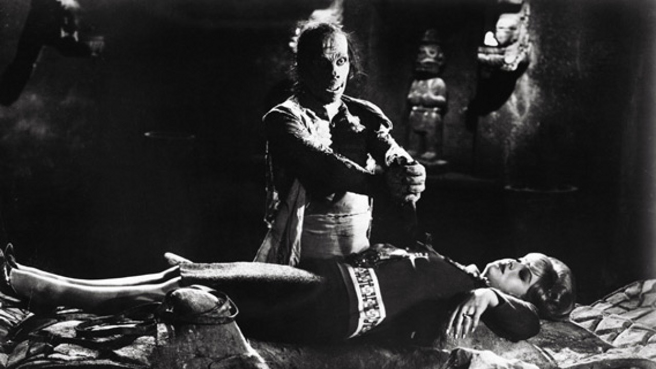 La Vengeance De La Momie (1964)