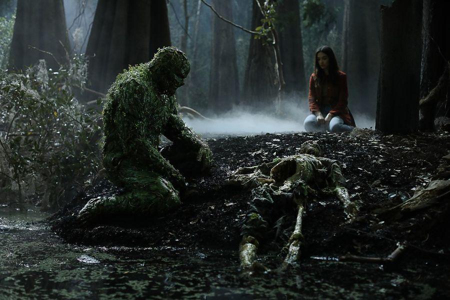 Swamp Thing - Saison 1
