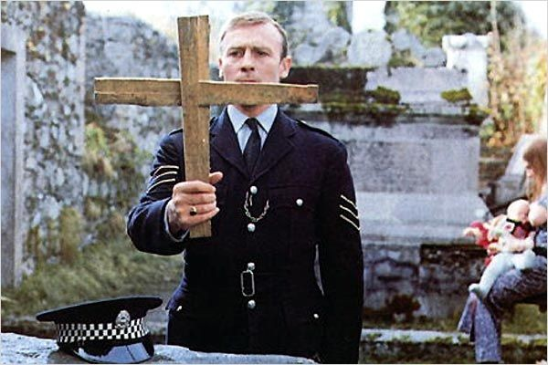 The Wicker Man de Robin Hardy - 1973 / Thriller - Fantastique