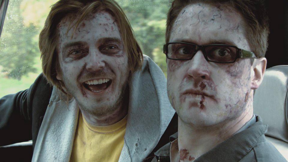Dead Heads de Brett Pierce & Drew T. Pierce - 2011 / Comico-Gore - Horreur