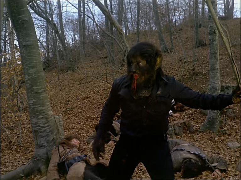 Dans Les Griffes Du Loup-Garou (1975)