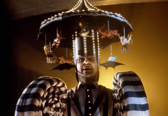 Beetlejuice de Tim Burton - 1988