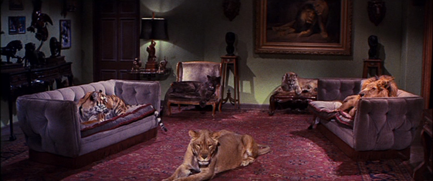 Les Fauves Meurtriers (1963)