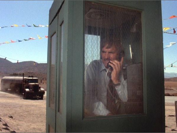 Duel de Steven Spielberg - 1971 / Thriller - Horreur