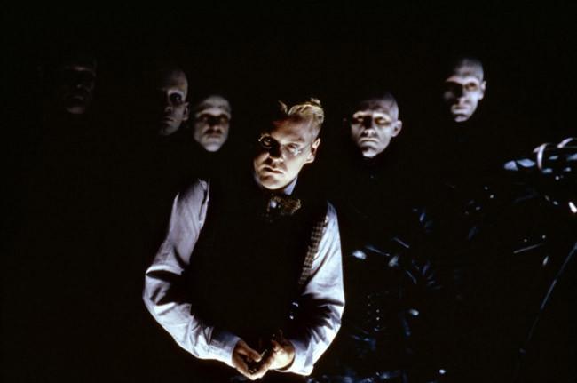 Dark City de Alex Proyas - 1998