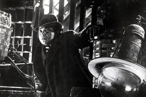 M Le Maudit de Fritz Lang - 1931 / Thriller