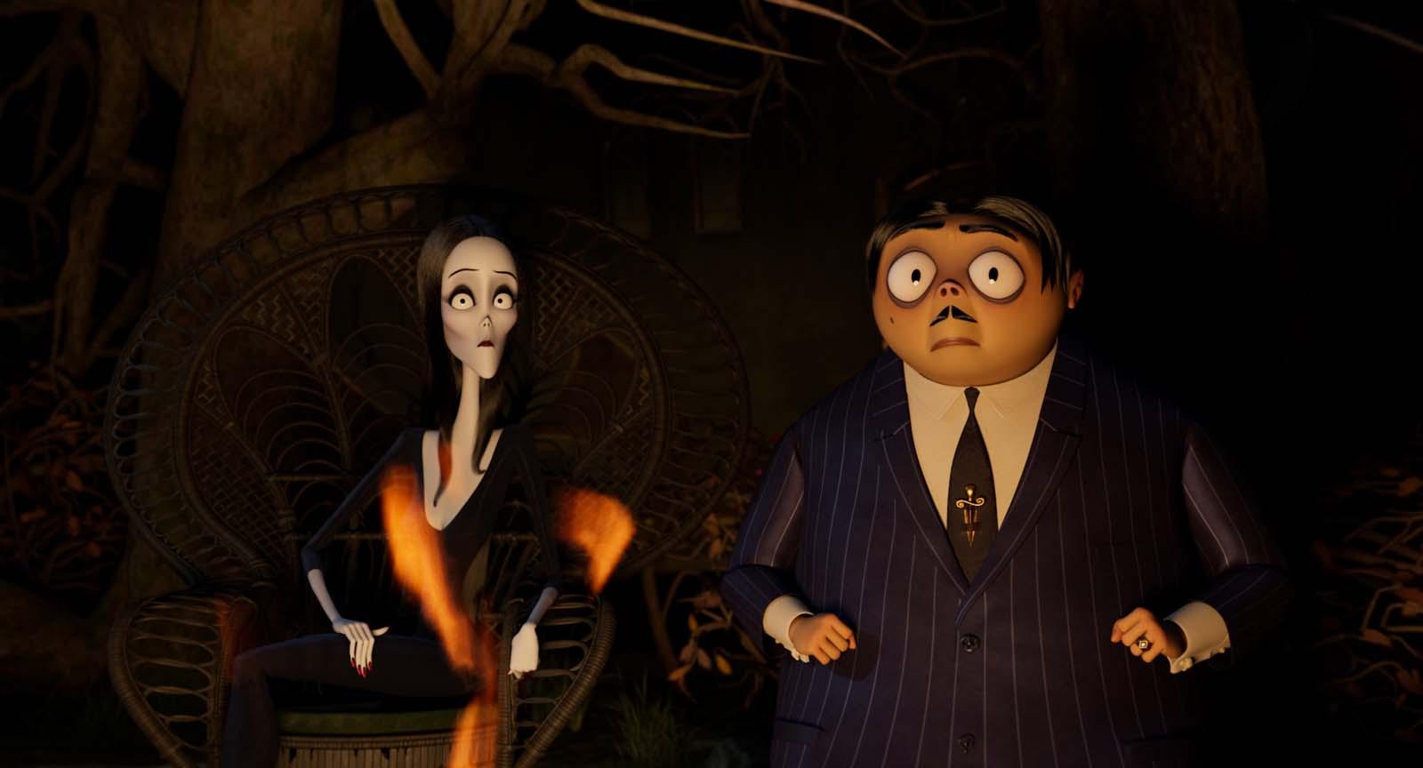 La Famille Addams 2 - Une Virée En Enfer (2021)