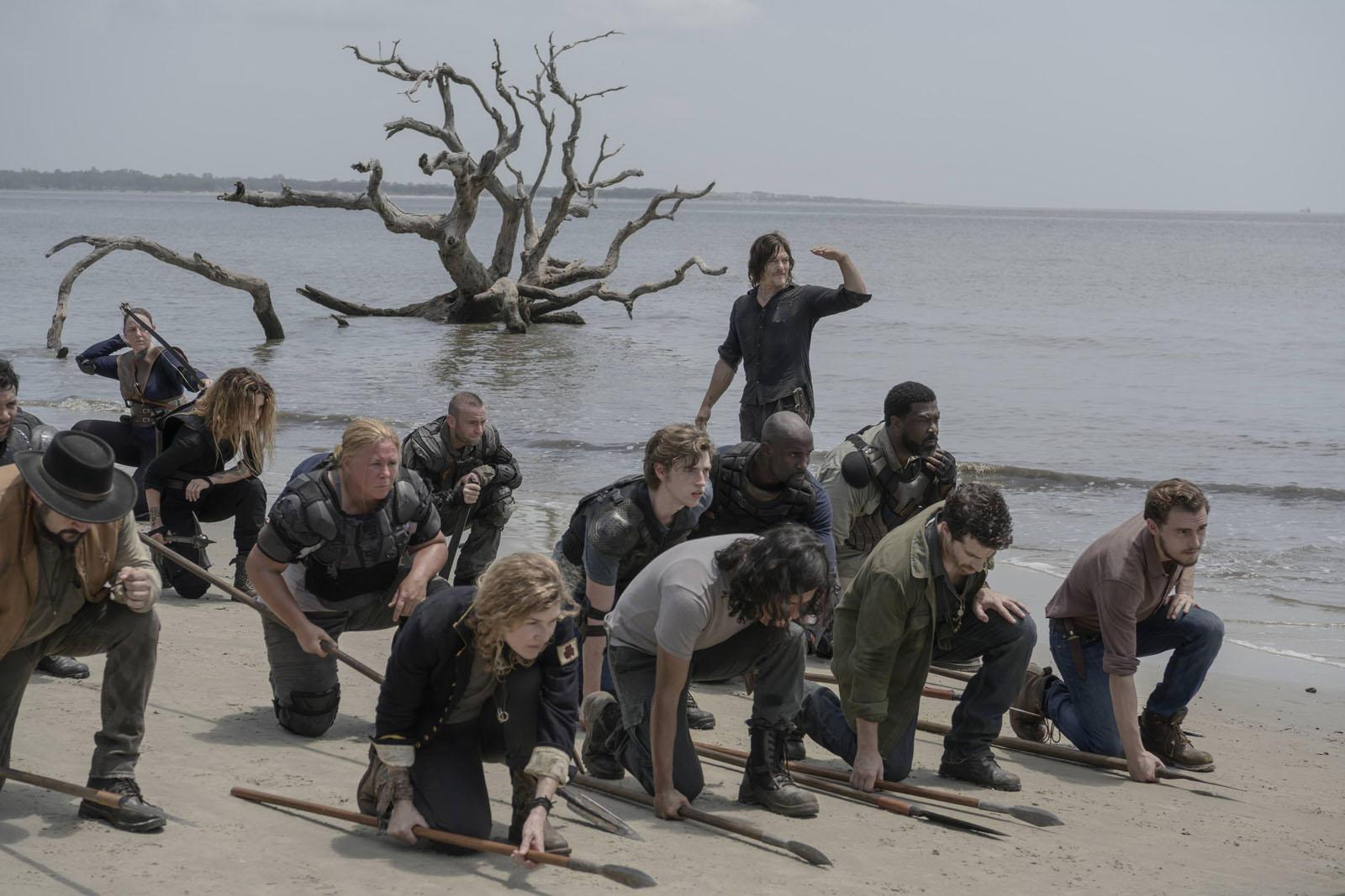 The Walking Dead - Saison 10