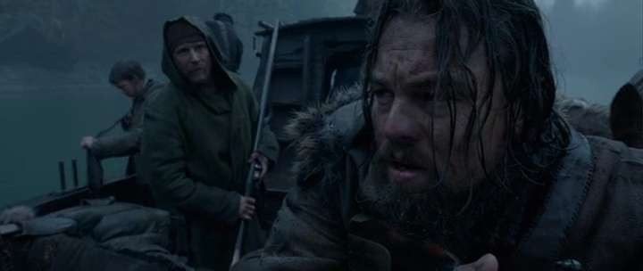 The Revenant de Alejandro Gonzalez Inarritu - 2015 / Survival - Violent