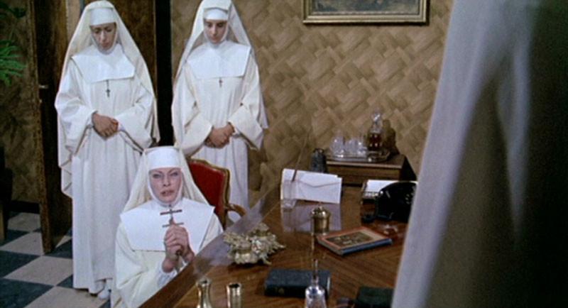 Killer Nun (1979)