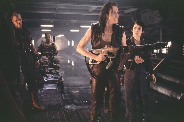 Alien 4 - La Résurrection de Jean-Pierre Jeunet - 1997