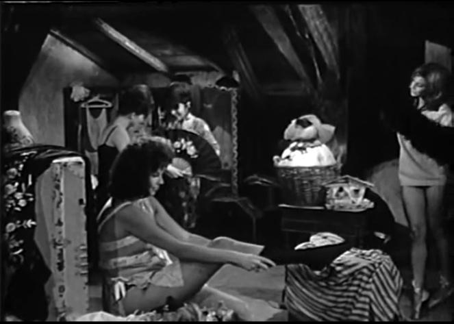 Les Possédées Du Démon (1964)