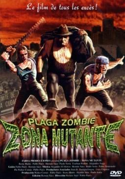 Plaga Zombie - Zona Mutante
