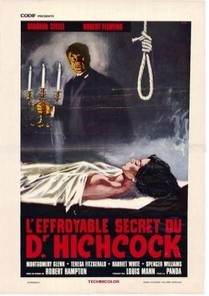L'Effroyable Secret Du Docteur Hichcock