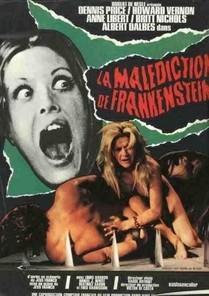 La Malédiction De Frankenstein