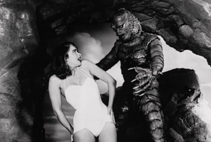 L'Étrange Créature Du Lac Noir (1954)