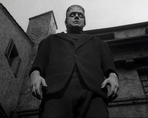 Le Spectre De Frankenstein (1942)