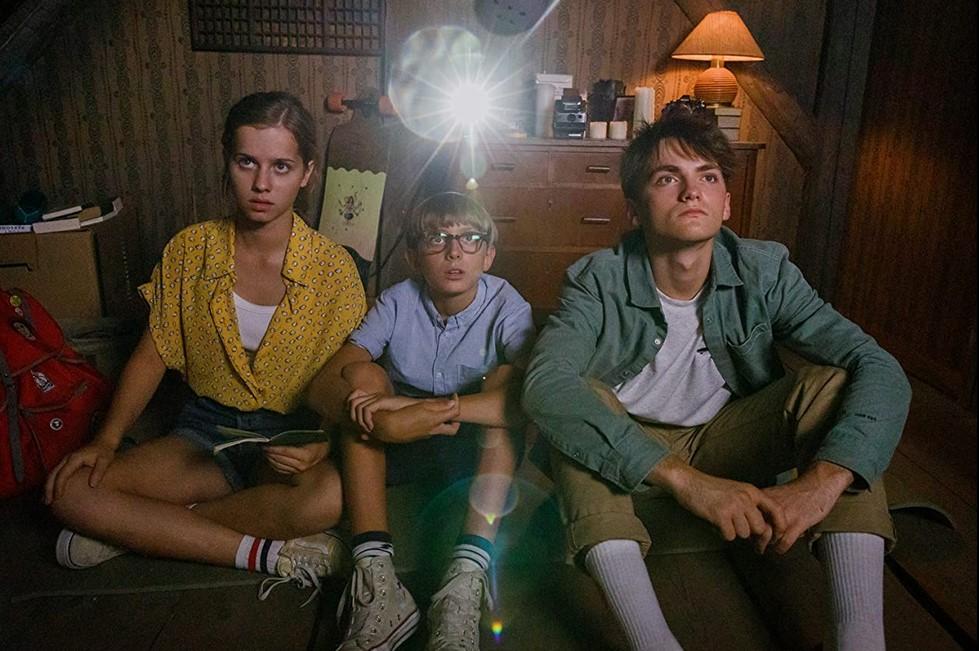 Notre Maison Hantée (2020)