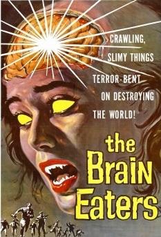 Les Mangeurs De Cerveau (1958/de Bruno Vesota)