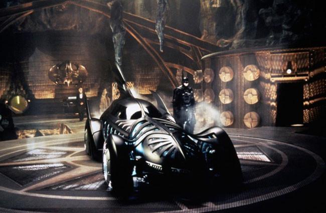 Batman Forever de Joel Schumacher - 1995