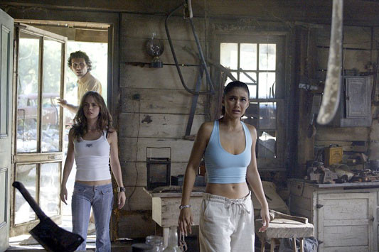 Détour Mortel de Rob Schmidt - 2003 / Survival - Horreur