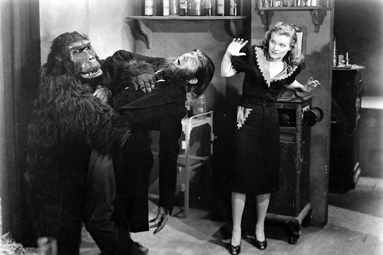 L'Homme Singe (1943)