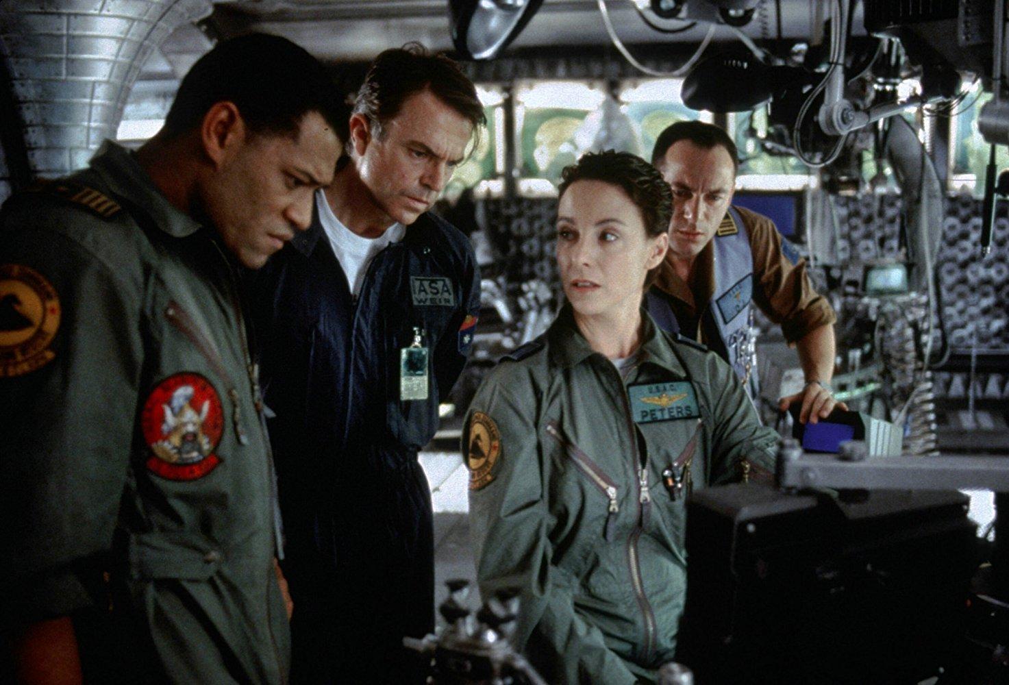 Event Horizon - Le Vaisseau De L'Au-Delà - 1997