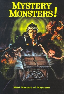 Mystery Monsters ! (1997/de Charles Band)
