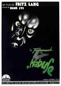 Le Testament De Dr. Mabuse