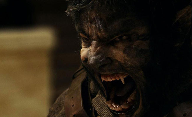 Wolfman de Joe Johnston - 2010 / Horreur