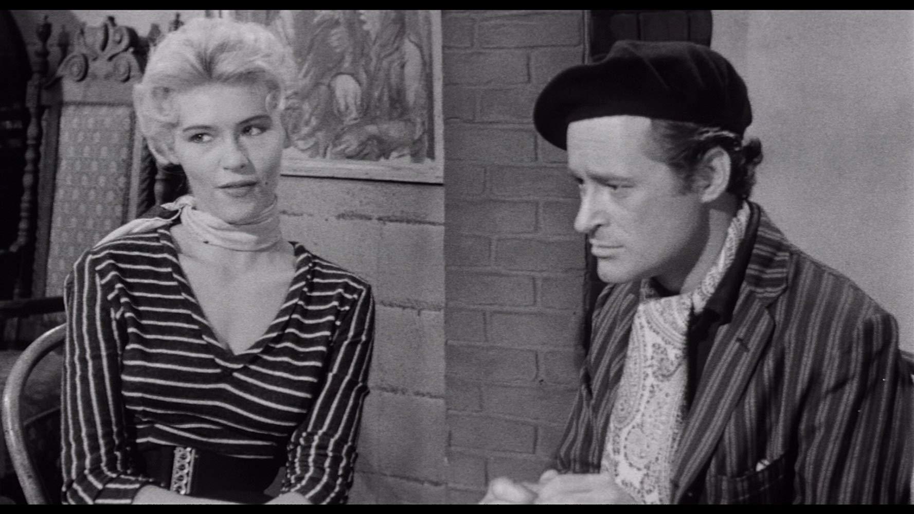 Un Baquet De Sang (1959)