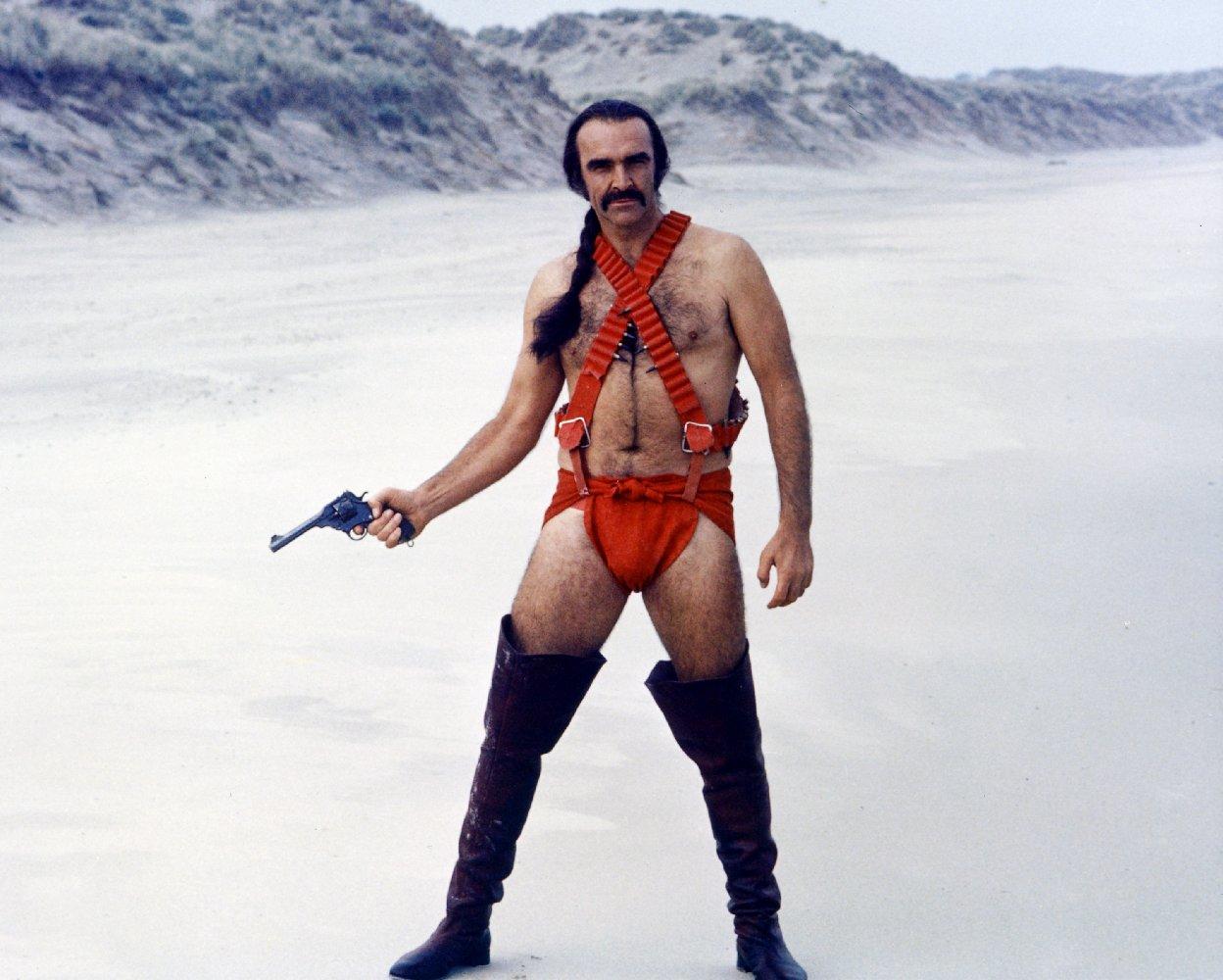 Zardoz de John Boorman / 1974 - Science-Fiction
