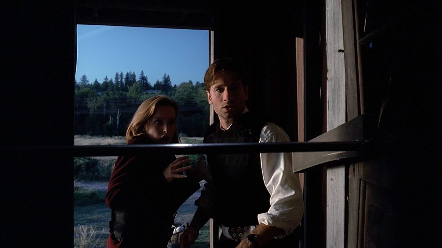 Aux Frontières Du Réel - Saison 4 (1996)