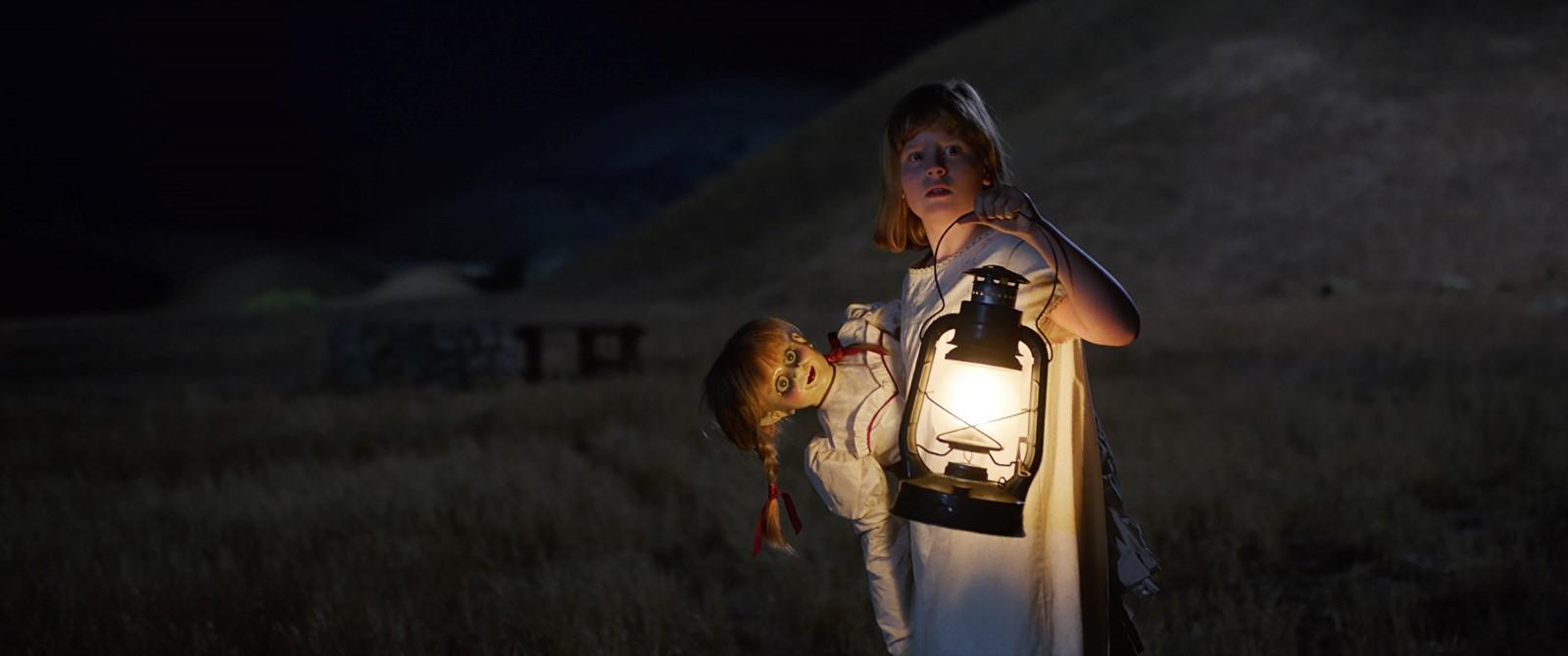Annabelle 2 - La Création Du Mal de David F. Sandberg - 2017 / Horreur