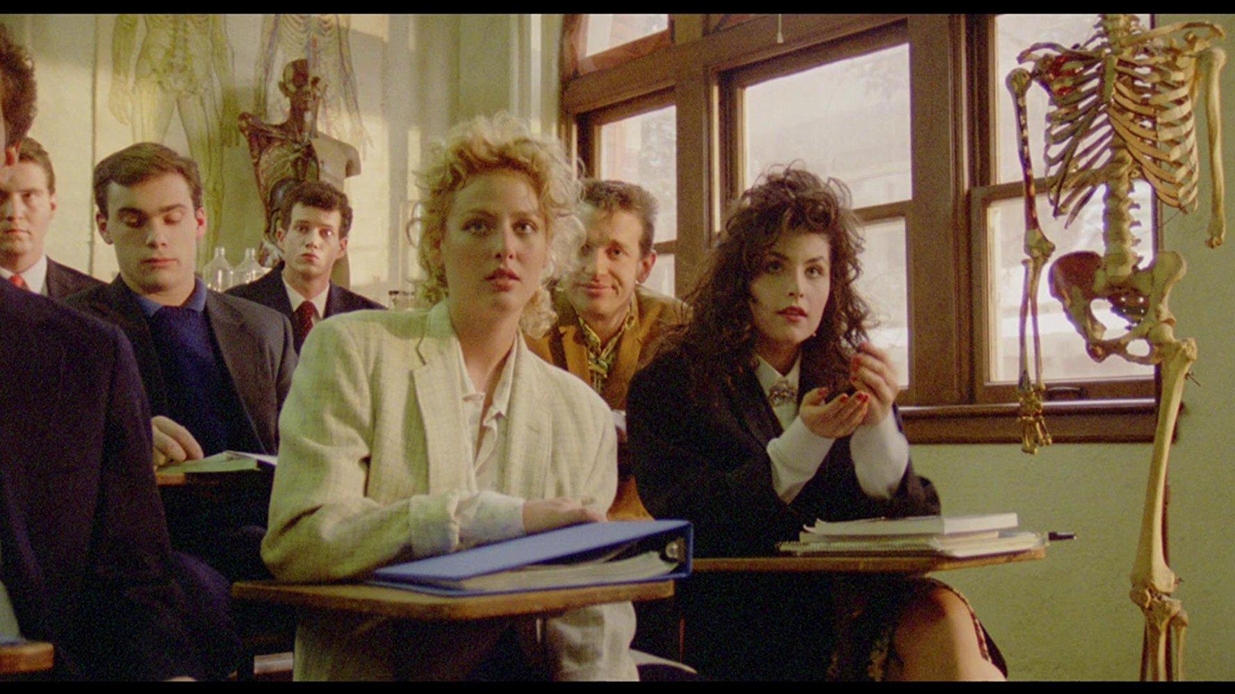 Zombie Campus (1987)