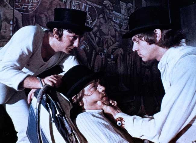 Orange Mécanique (1971)