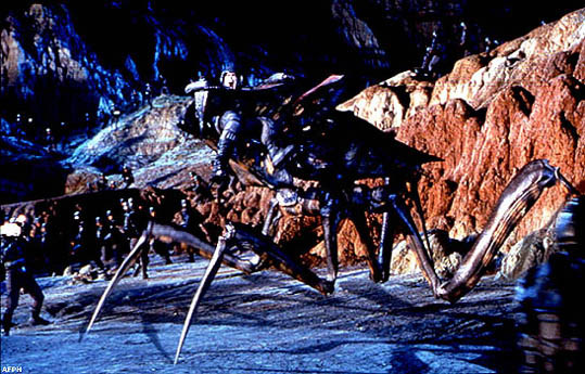 Starship Troopers (1997) Starship Troopers (1997)
