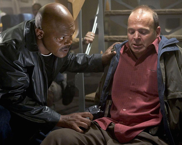 Des Serpents Dans L'Avion de David R. Ellis - 2006 / Thriller - Horreur