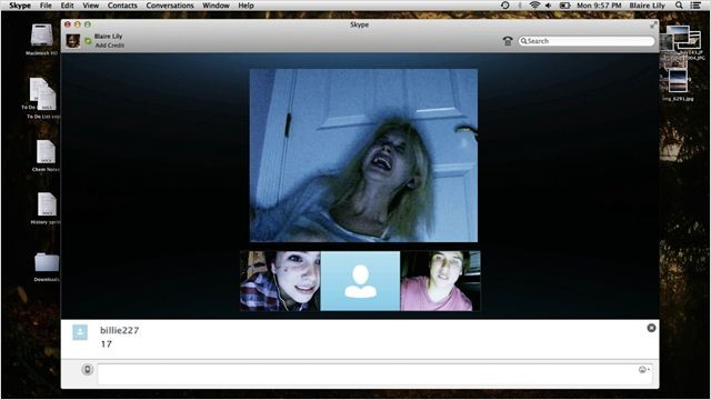 Unfriended de Levan Gabriadze - 2014