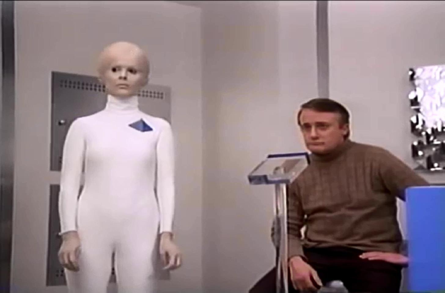 L'Invasion Des Soucoupes Volantes (1977)