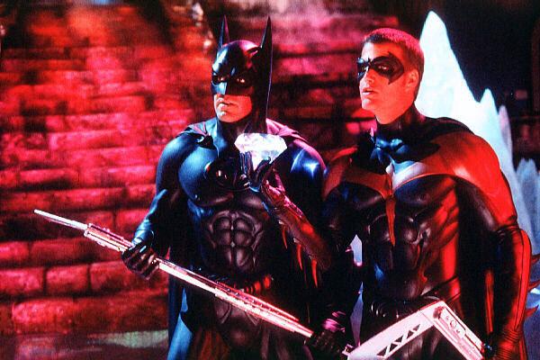 Batman Et Robin de Joel Schumacher - 1997