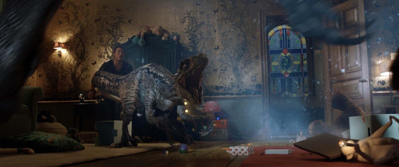 Jurassic World 2 - Fallen Kingdom (2018)