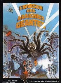 L'Invasion Des Araignées Géantes