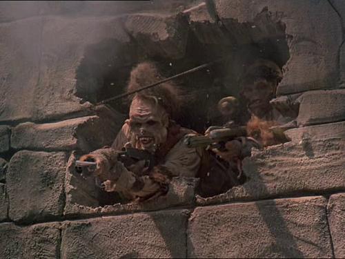 L'Aventure Des Ewoks - La Caravane du Courage - 1984 / Fantastique