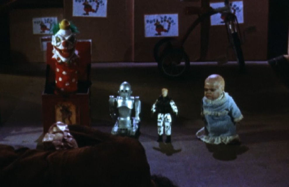 Dollman Vs Demonic Toys (1993)