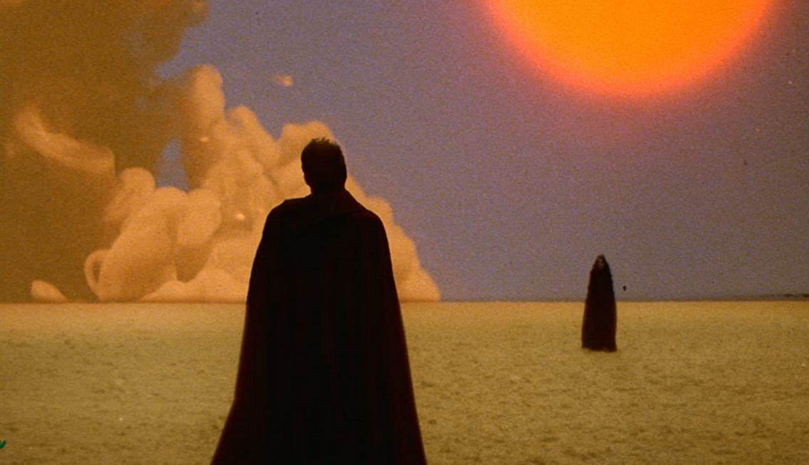 The Visitor (1979)