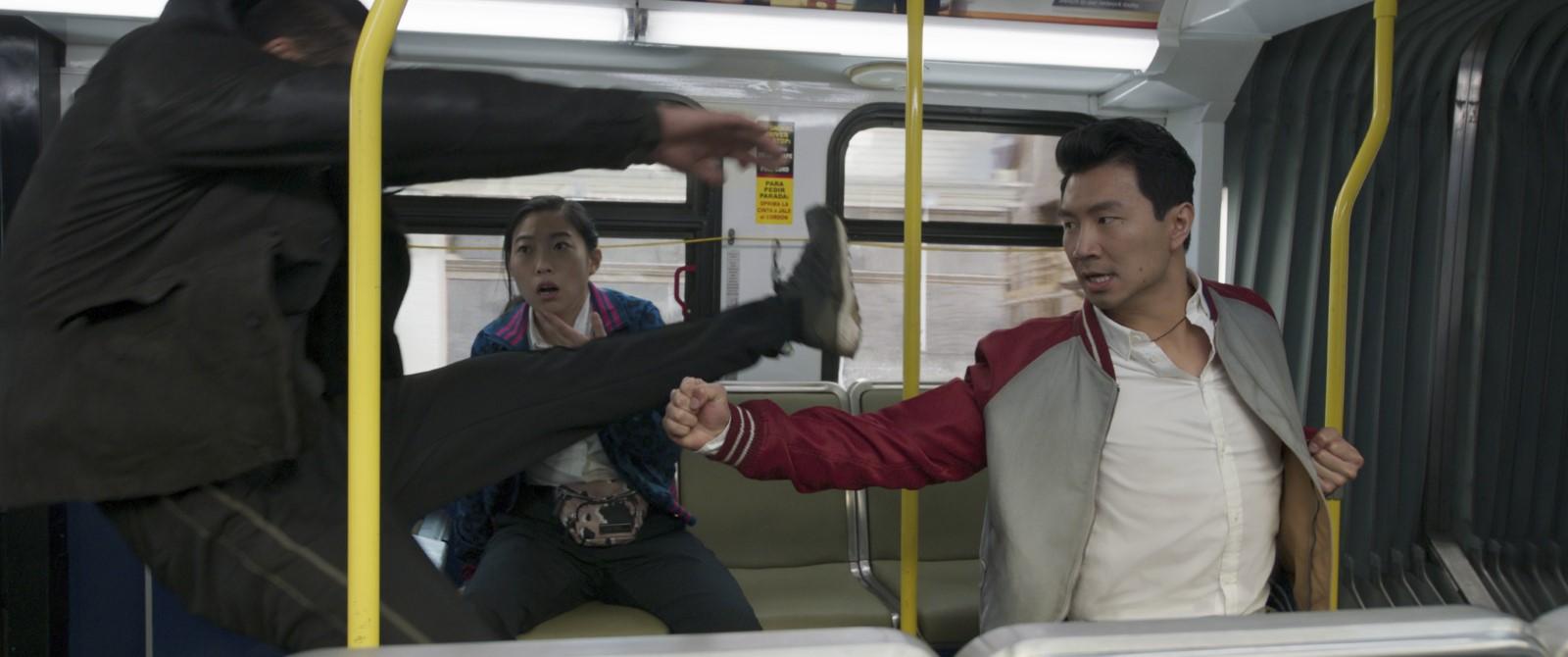 Shang-Chi Et La Légende Des Dix Anneaux (2021)