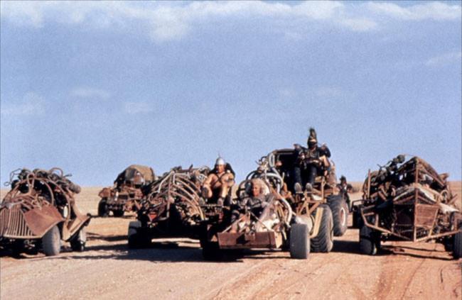Mad Max 3 - Au-Delà Du Dôme Du Tonnerre (1985)