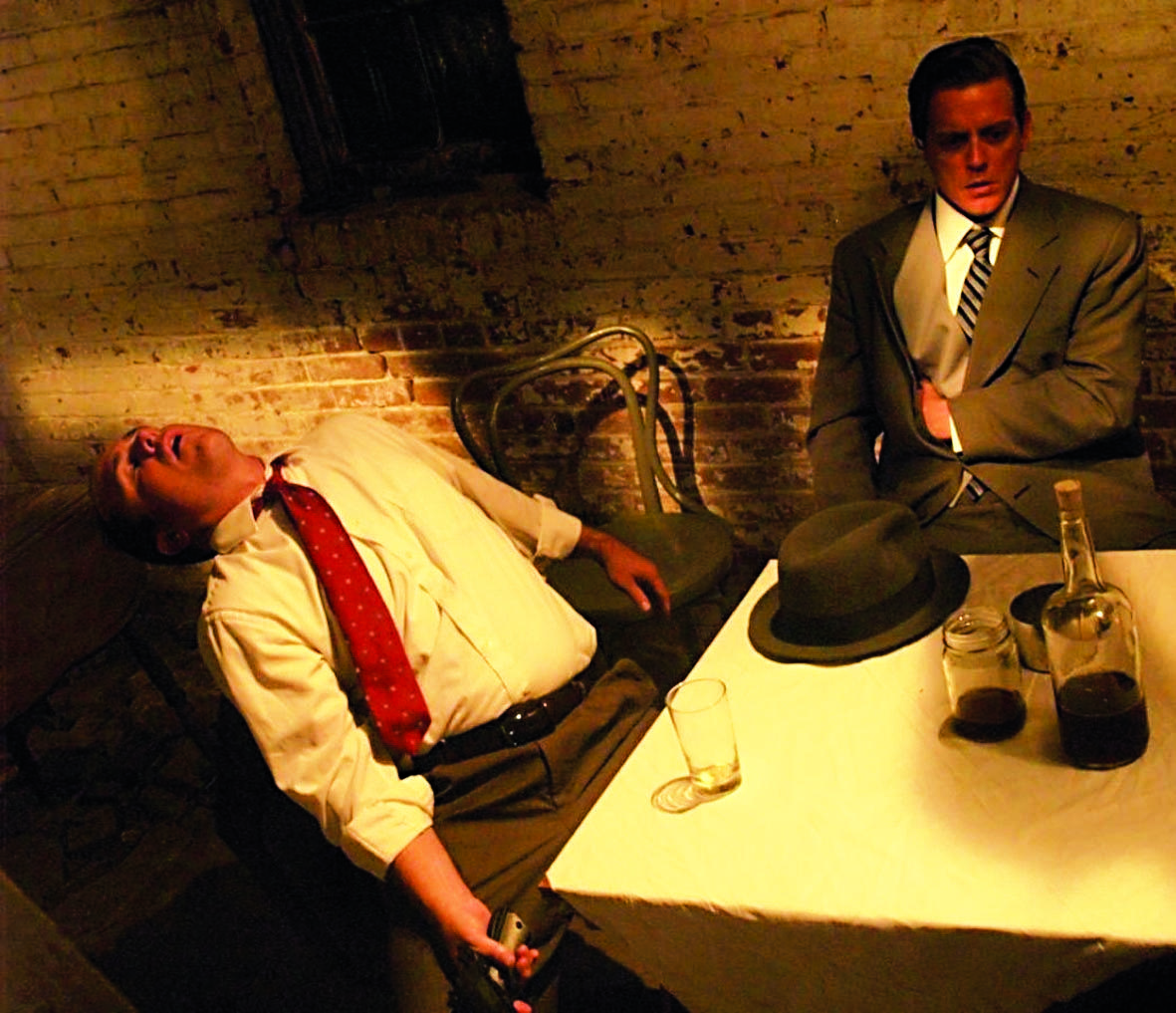 Bonnie & Clyde Vs. Dracula (2020)