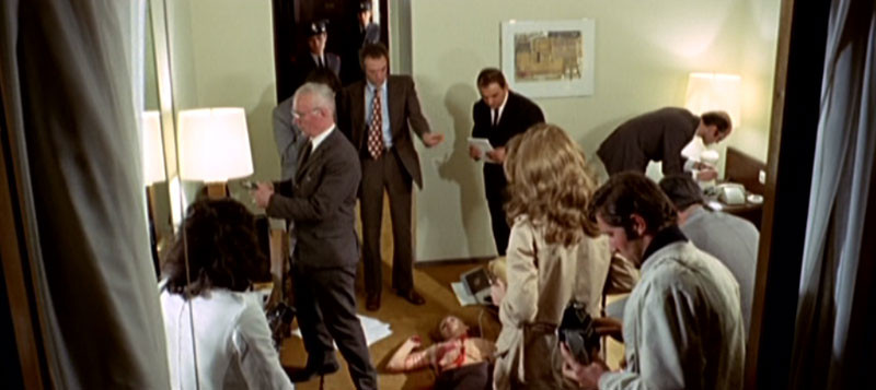 La Queue Du Scorpion (1971)
